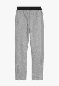 adidas Performance - TIRO - Pantalon de survêtement - medium grey heather/black - 1