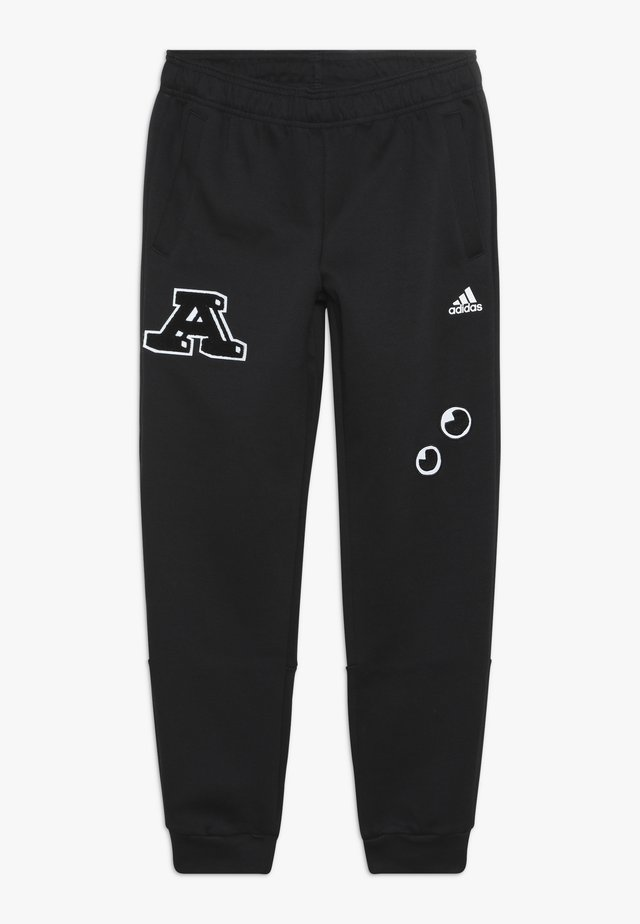PANT - Pantaloni sportivi - black/white