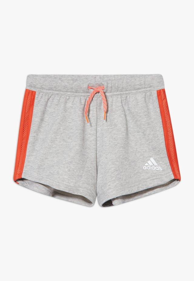 BOLD  - Pantalón corto de deporte - mid grey heather