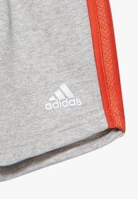 adidas Performance - BOLD  - Pantaloncini sportivi - mid grey heather - 2