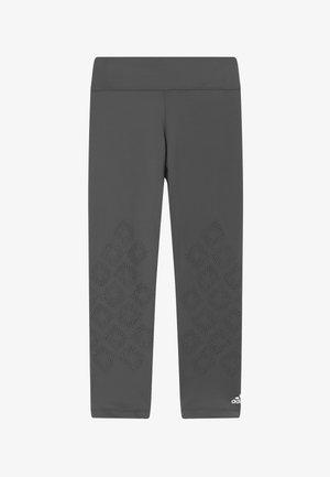 Punčochy - dark grey