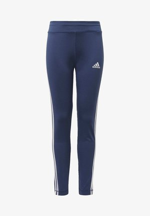 TRAINING EQUIPMENT 3-STRIPES LEGGINGS - Collant - indigo