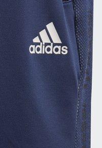 adidas Performance - MESSI SHORTS - Sports shorts - blue/white - 3