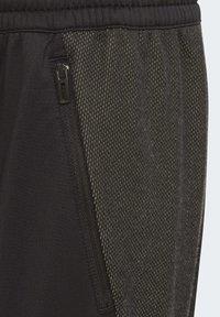 adidas Performance - MESSI TIRO TRACKSUIT BOTTOMS - Tracksuit bottoms - black - 2