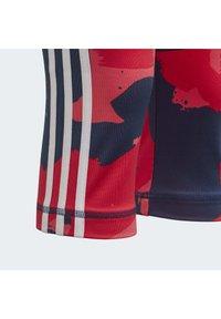 adidas Performance - EQUIPMENT 3/4 LEGGINGS - 3/4 sports trousers - grey/pink/blue - 2