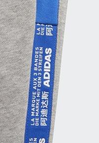 adidas Performance - FRENCH TERRY KNIT JOGGERS - Pantaloni sportivi - grey - 3