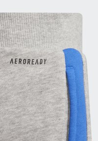 adidas Performance - FRENCH TERRY KNIT JOGGERS - Pantaloni sportivi - grey - 2