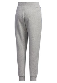adidas Performance - FRENCH TERRY KNIT JOGGERS - Pantaloni sportivi - grey - 1