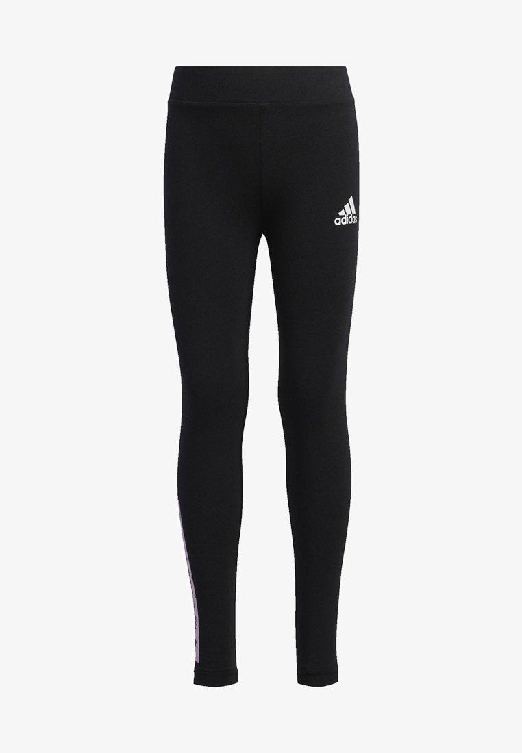 adidas Performance - STYLE COMFORT LEGGINGS - Leggings - black