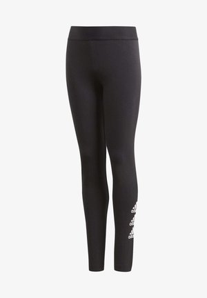 MUST HAVES BADGE OF SPORT LEGGINGS - Leggings - black