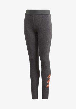 MUST HAVES BADGE OF SPORT LEGGINGS - Leggings - grey