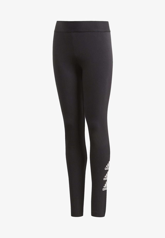 MUST HAVES BADGE OF SPORT LEGGINGS - Broek - black