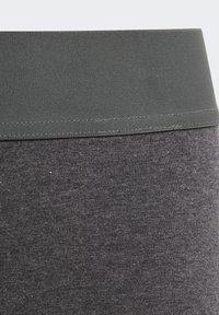 adidas Performance - MUST HAVES BADGE OF SPORT LEGGINGS - Collant - grey - 3