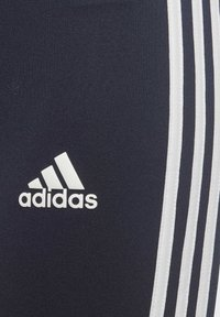 adidas Performance - TRAINING EQUIPMENT 3-STRIPES LEGGINGS - Trainingsbroek - blue/white - 4