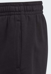 adidas Performance - MUST HAVES BADGE OF SPORT SHORTS - Sports shorts - black - 4