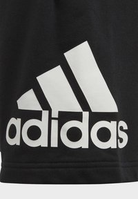 adidas Performance - MUST HAVES BADGE OF SPORT SHORTS - Sports shorts - black - 3