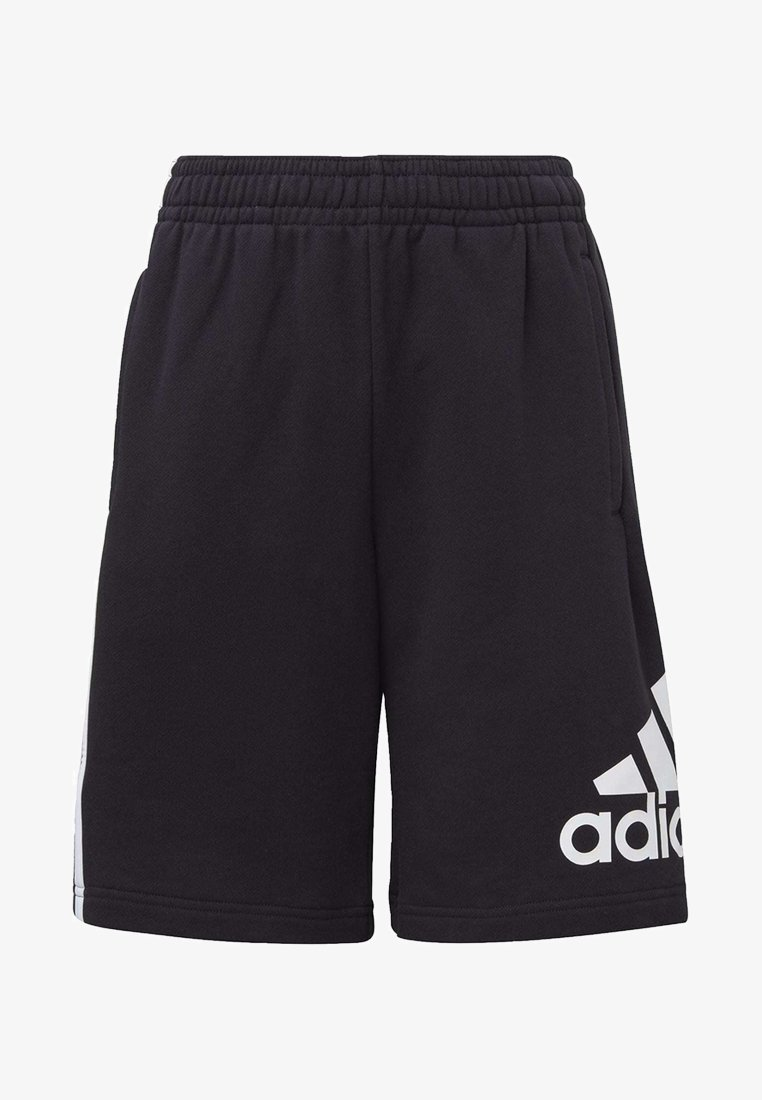 adidas Performance - MUST HAVES BADGE OF SPORT SHORTS - Pantaloncini sportivi - black