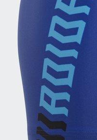 adidas Performance - FITNESS SWIM BRIEFS - Uimashortsit - team royal blue - 4