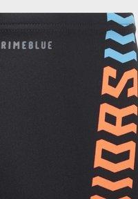 adidas Performance - FITNESS SWIM BRIEFS - Uimashortsit - black - 2