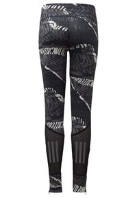 adidas Performance - OWN THE RUN LEGGINGS - Collants - gray - 1