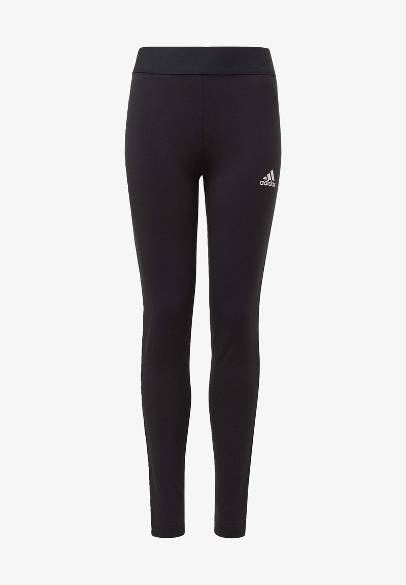 adidas Performance - MUST HAVES 3-STRIPES LEGGINGS - Leggings - black