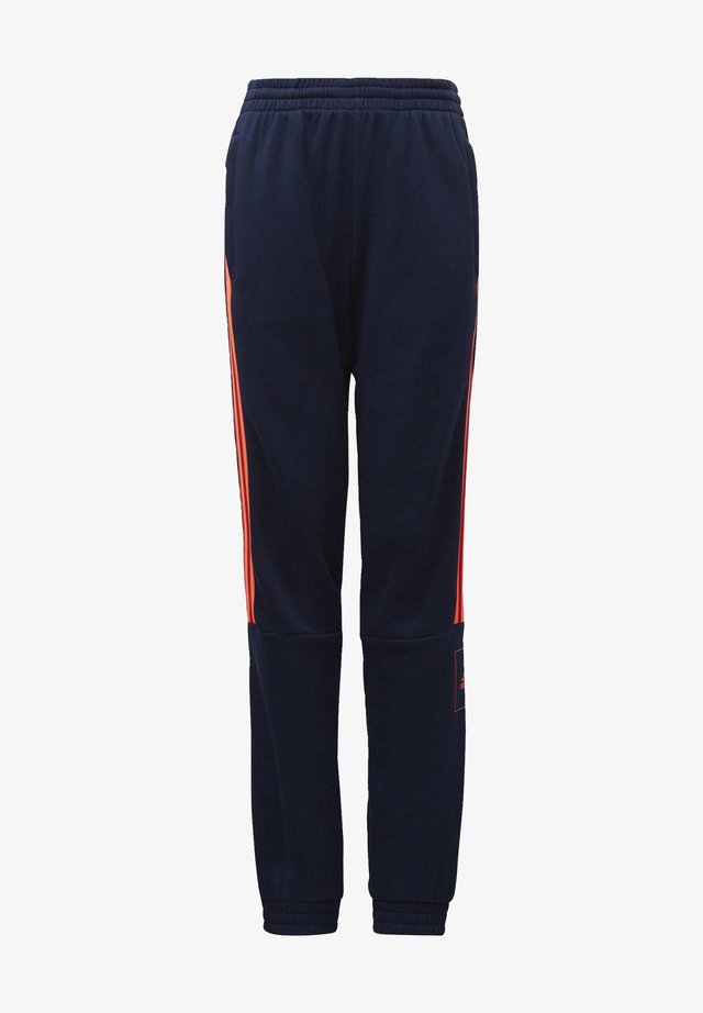 ADIDAS ATHLETICS CLUB FRENCH TERRY JOGGERS - Tracksuit bottoms - blue