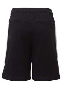 adidas Performance - SHORTS - Korte broeken - black - 1