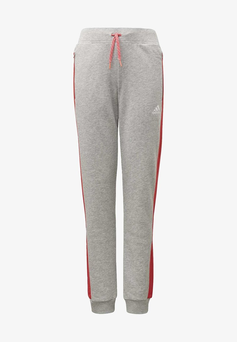 adidas Performance - ADIDAS ATHLETICS CLUB JOGGERS - Pantalon de survêtement - grey