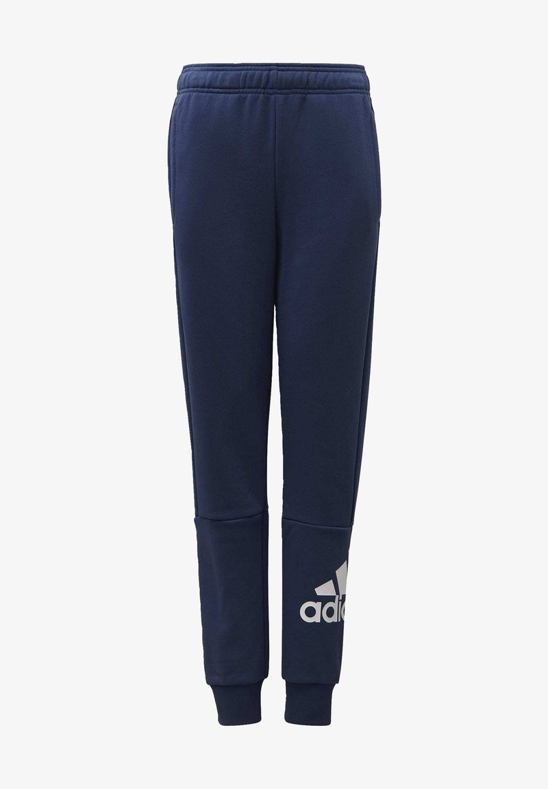 adidas Performance - MUST HAVES JOGGERS - Tracksuit bottoms - tech indigo