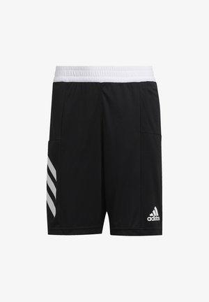 SPORT 3-STRIPES SHORTS - Pantaloncini sportivi - black