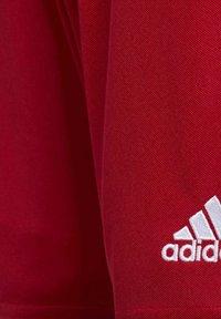 adidas Performance - PARMA 16 SHORTS - Short de sport - red - 2