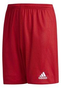 adidas Performance - PARMA 16 SHORTS - Short de sport - red - 1
