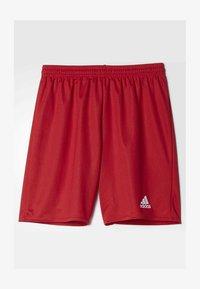adidas Performance - PARMA 16 SHORTS - Short de sport - red - 0