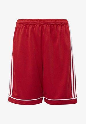 SQUADRA 17 SHORTS - Korte sportsbukser - red