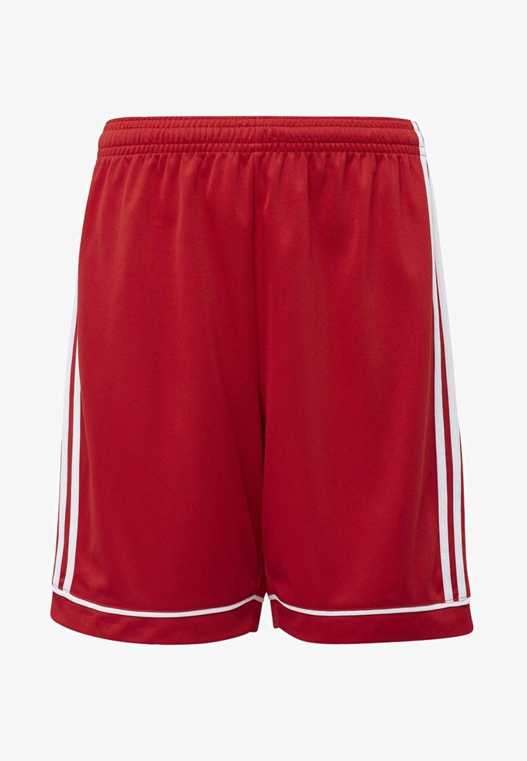 adidas Performance - SQUADRA 17 SHORTS - kurze Sporthose - red