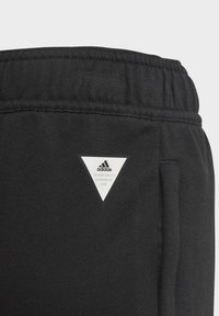 adidas Performance - MUST HAVES JOGGERS - Tracksuit bottoms - black - 2