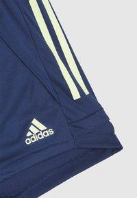adidas Performance - AFC - Sportovní kraťasy - tech indigo - 2