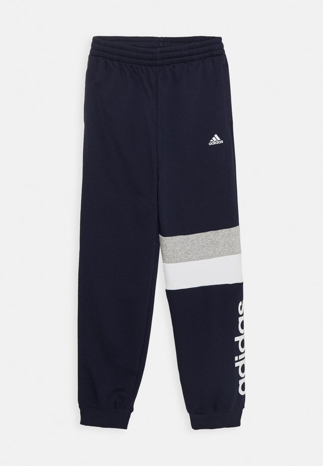 PANT - Tracksuit bottoms - legend ink/white