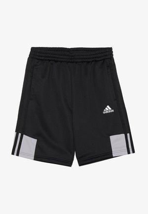SHORT - Short de sport - black/grey