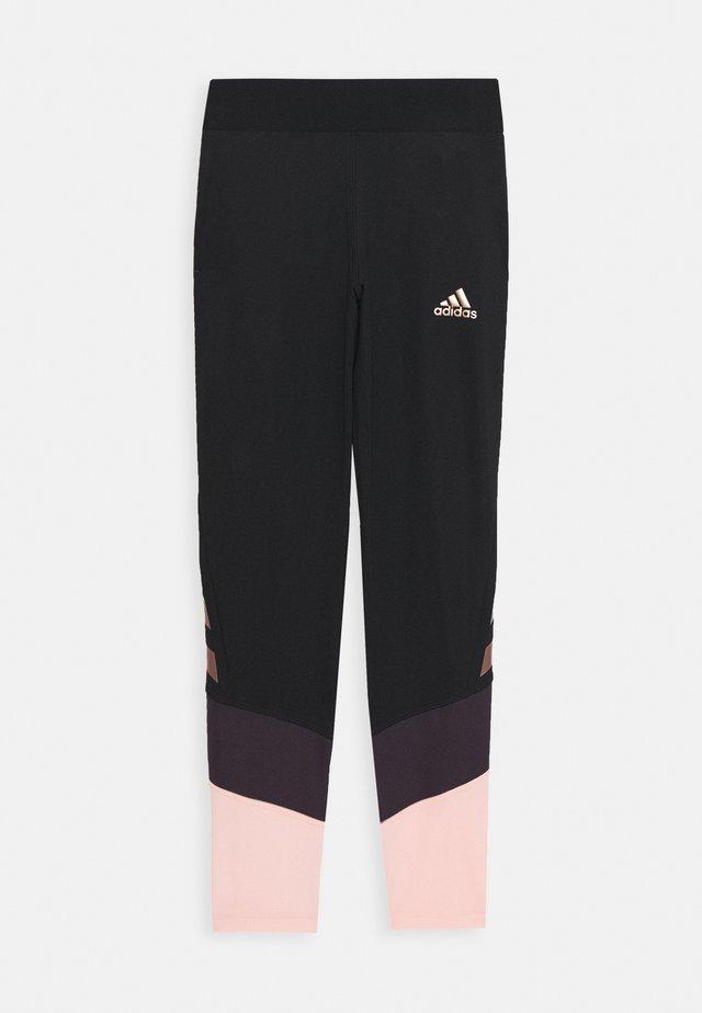 G A.R. XFG T - Tights - black/pink