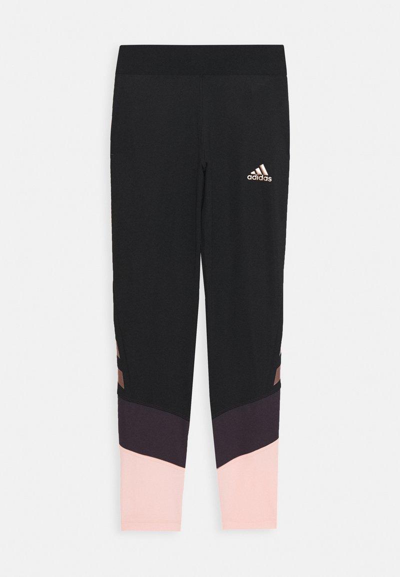 adidas Performance - G A.R. XFG T - Collant - black/pink