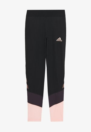 G A.R. XFG T - Leggings - black/pink