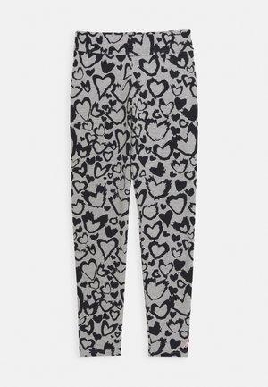 G MH GRA  - Collants - grey/black/hazcor
