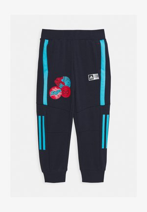 PANT - Tracksuit bottoms - dark blue