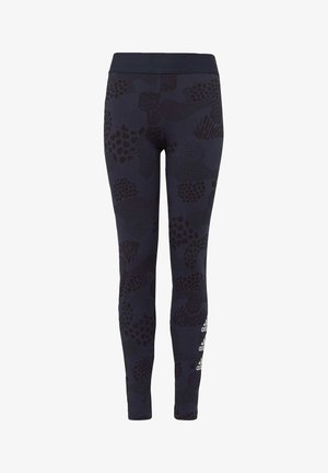 MUST HAVES GRAPHIC LEGGINGS - Legginsy - blue
