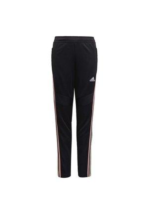 GIRLS' TIRO 19 TRACKSUIT BOTTOMS - Pantaloni sportivi - black
