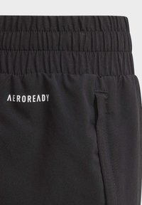 adidas Performance - AEROREADY WOVEN SHORTS - Korte broeken - black - 2