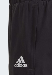 adidas Performance - AEROREADY WOVEN SHORTS - Korte broeken - black - 3