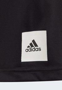adidas Performance - AEROREADY SHORTS - Korte broeken - black - 3