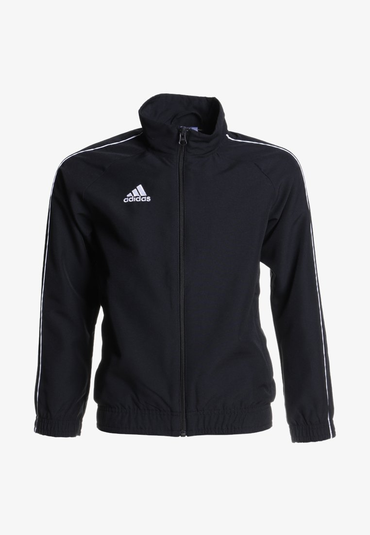 adidas Performance - CORE PRE - Training jacket - black/white